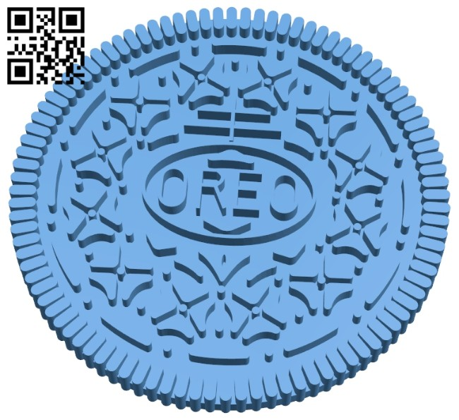Oreo B008409 file stl free download 3D Model for CNC and 3d printer