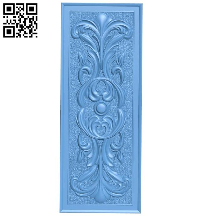Pattern decor design A005517 download free stl files 3d model for CNC wood carving