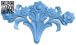 Pattern decor design A005657 download free stl files 3d model for CNC wood carving