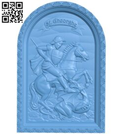 SF. Gheorghe A005666 download free stl files 3d model for CNC wood carving