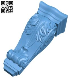 Top of the column A005572 download free stl files 3d model for CNC wood carving
