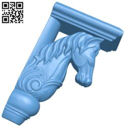 Top of the column A005618 download free stl files 3d model for CNC wood carving