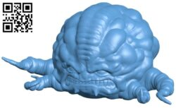 krang B008606 file stl free download 3D Model for CNC and 3d printer