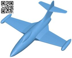 Aircraft F9F B008640 file stl free download 3D Model for CNC and 3d printer