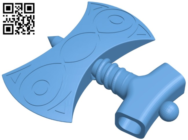 Amulet of talos B008795 file obj free download 3D Model for CNC and 3d printer