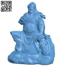 Ancient Chinese B008799 file obj free download 3D Model for CNC and 3d printer