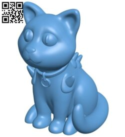 Armor Cat B008739 file obj free download 3D Model for CNC and 3d printer