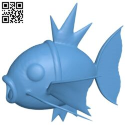 Carp – fish B008642 file stl free download 3D Model for CNC and 3d printer