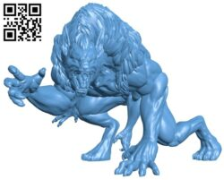 Draegloth B008919 file obj free download 3D Model for CNC and 3d printer