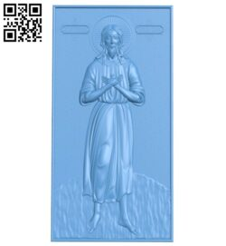 Icon Alexy A005701 download free stl files 3d model for CNC wood carving