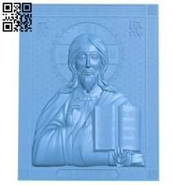 Icon Lord Almighty A005697 download free stl files 3d model for CNC wood carving