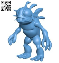 Murky B008671 file stl free download 3D Model for CNC and 3d printer
