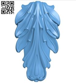 Pattern decor design A005734 download free stl files 3d model for CNC wood carving