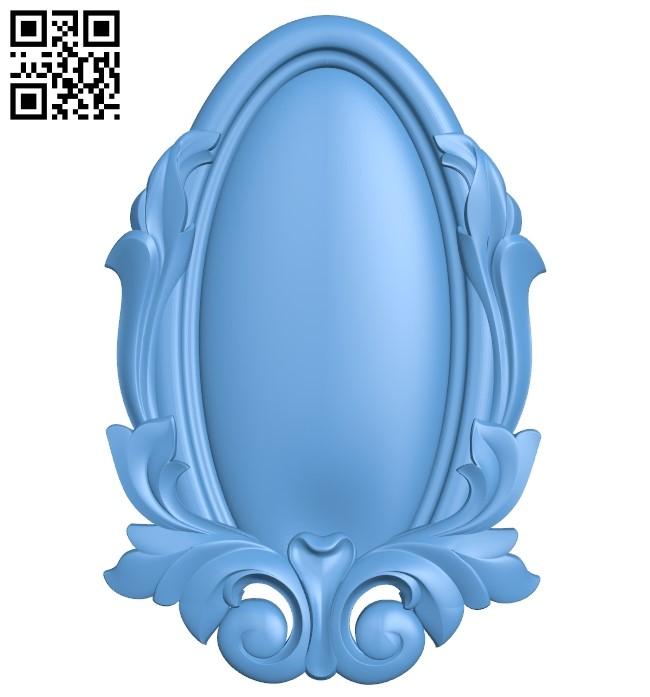 Pattern decor design A005831 download free stl files 3d model for CNC wood carving