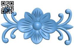 Pattern decor design A005855 download free stl files 3d model for CNC wood carving
