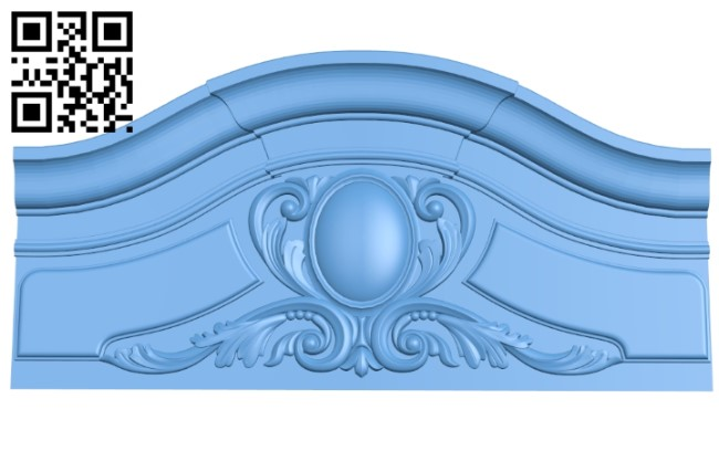 Pattern decor design A005857 download free stl files 3d model for CNC wood carving