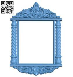 Pattern decor design A005861 download free stl files 3d model for CNC wood carving