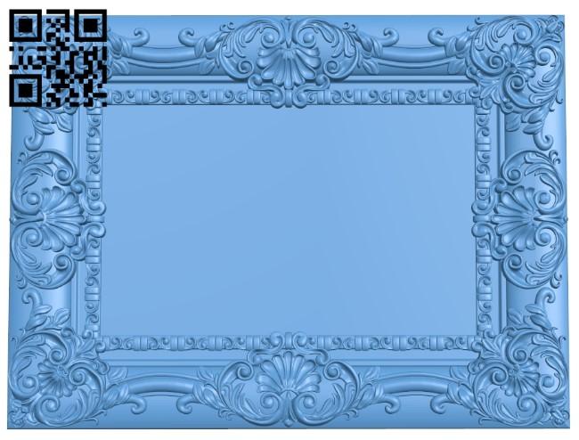 Pattern decor design A005868 download free stl files 3d model for CNC wood carving
