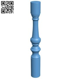 Table legs and chairs A005808 download free stl files 3d model for CNC wood carving