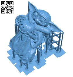 The child halloween edition B008735 file obj free download 3D Model for CNC and 3d printer