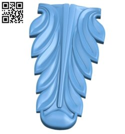 Top of the column A005719 download free stl files 3d model for CNC wood carving