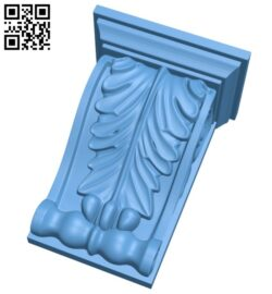 Top of the column A005723 download free stl files 3d model for CNC wood carving