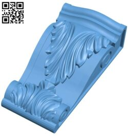 Top of the column A005785 download free stl files 3d model for CNC wood carving