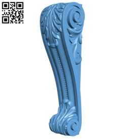 Top of the column A005788 download free stl files 3d model for CNC wood carving