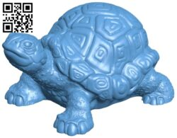 Turtle B008651 file stl free download 3D Model for CNC and 3d printer