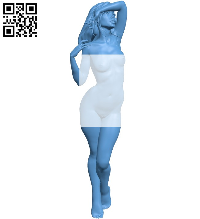Women B008690 file stl free download 3D Model for CNC and 3d printer