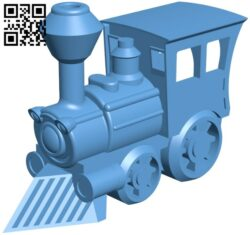Arsea Twain B008961 file obj free download 3D Model for CNC and 3d printer