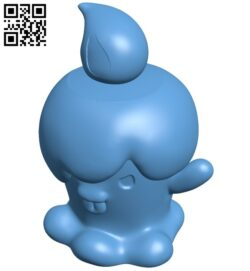 Halloween Pumpkin litwick B009013 file obj free download 3D Model for CNC and 3d printer
