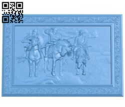 Three Musketeers A005928 download free stl files 3d model for CNC wood carving