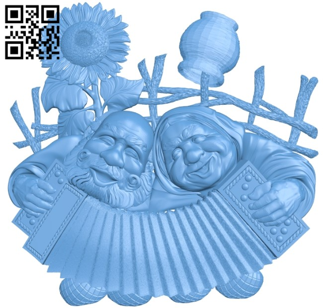Three Musketeers A005929 download free stl files 3d model for CNC wood carving