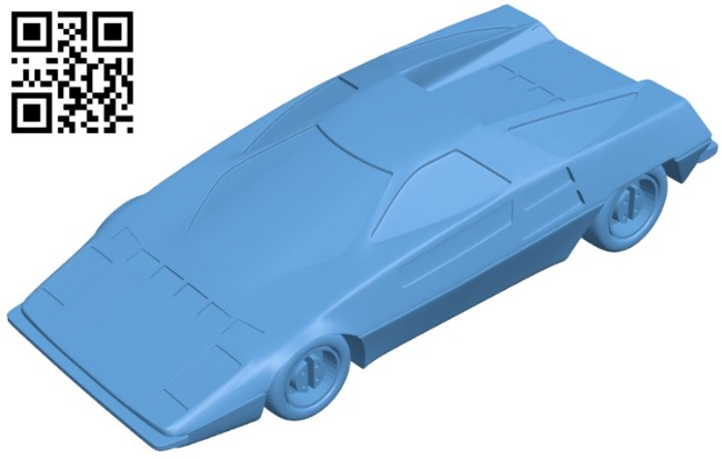 Dome zero - car B009071 file obj free download 3D Model for CNC and 3d printer