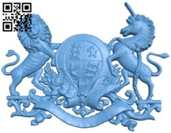 Horse painting A006026 download free stl files 3d model for CNC wood carving