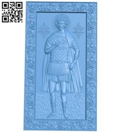 Icon of Victor A006076 download free stl files 3d model for CNC wood carving