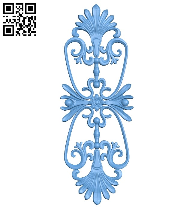Pattern flower design A006065 download free stl files 3d model for CNC wood carving