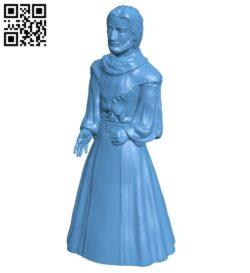Pedro Arias B009087 file obj free download 3D Model for CNC and 3d printer