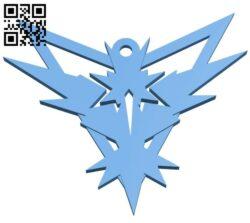 Ring instinct B009192 file obj free download 3D Model for CNC and 3d printer