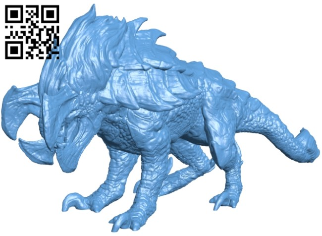 Smokescale B009206 file obj free download 3D Model for CNC and 3d printer
