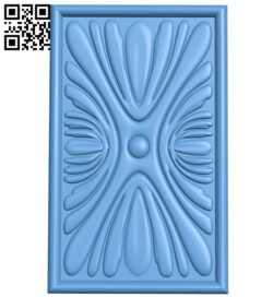 Square pattern A006030 download free stl files 3d model for CNC wood carving