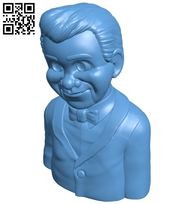 The Bensons - Toy Story B009163 file obj free download 3D Model for CNC and 3d printer