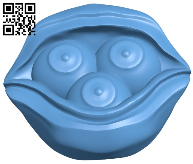 The Walls Have Eyes! - Cyclops B009165 file obj free download 3D Model for CNC and 3d printer