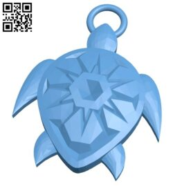 Throtl pendant B009217 file obj free download 3D Model for CNC and 3d printer