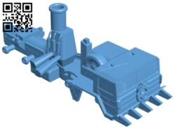 Truck bottom B009189 file obj free download 3D Model for CNC and 3d printer