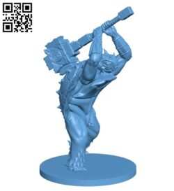 War Tortoise B009188 file obj free download 3D Model for CNC and 3d printer