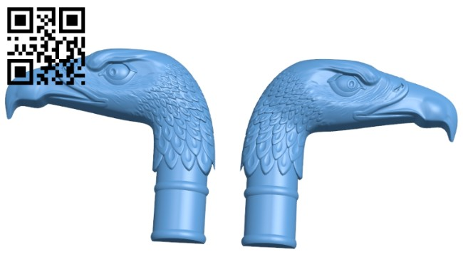 Nice handle A006167 download free stl files 3d model for CNC wood carving
