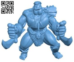 Orcarin – Tabletop B009272 file obj free download 3D Model for CNC and 3d printer