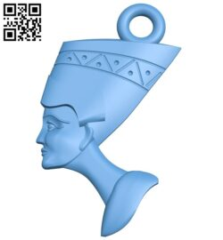 Pattern of human face – pendant A006223 download free stl files 3d model for CNC wood carving